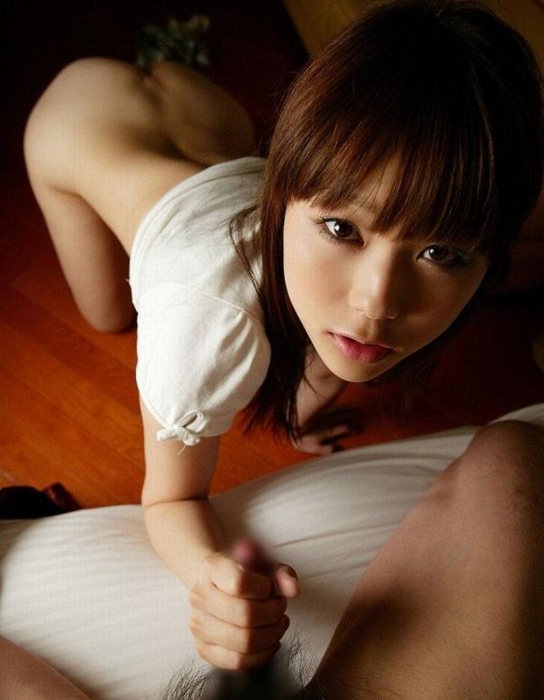 彼女の手コキ画像-40