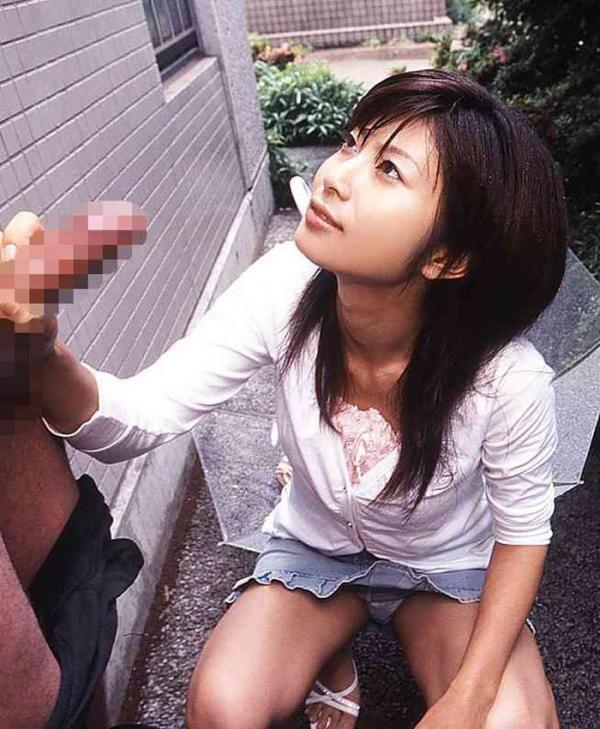 彼女の手コキ画像-44