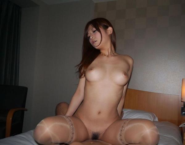 騎乗位セックスの画像-19