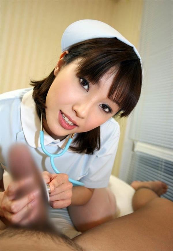 看護婦の手淫画像-36