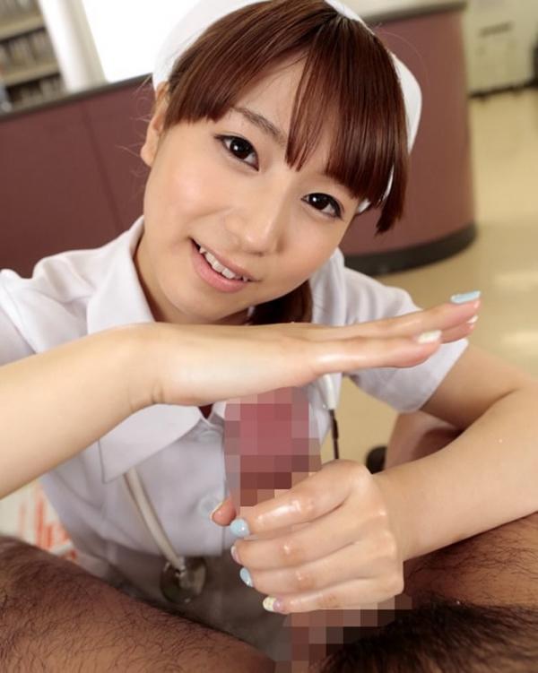 看護婦の手淫画像-54
