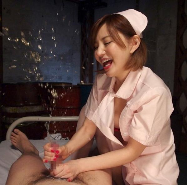 看護婦の手淫画像-57