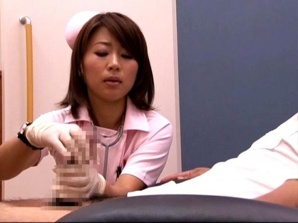 看護婦の手淫画像-58