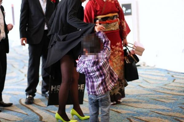 子連れママのチラパン画像-6