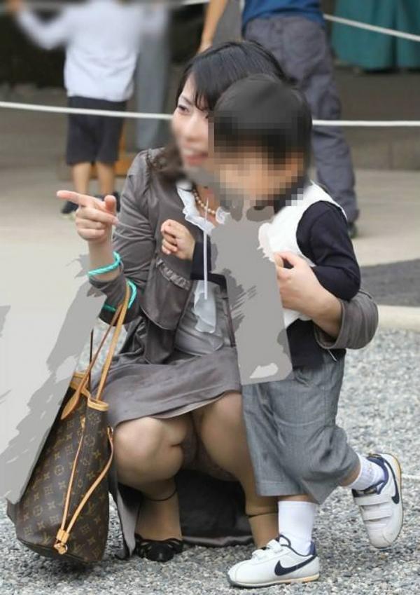 子連れママのチラパン画像-10