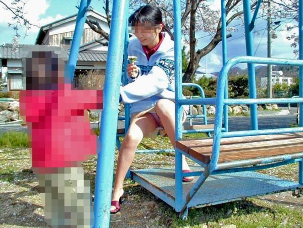 子連れママのチラパン画像-11