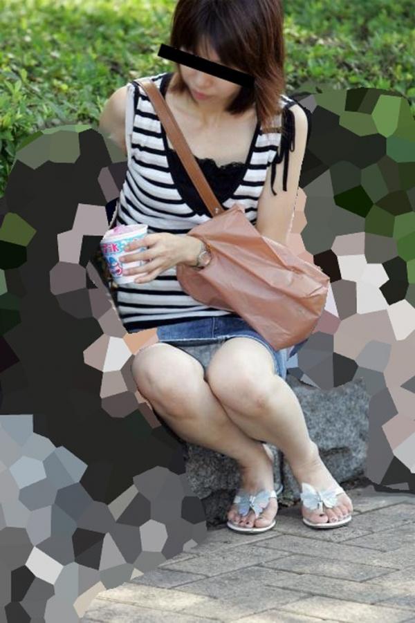 子連れママのチラパン画像-12