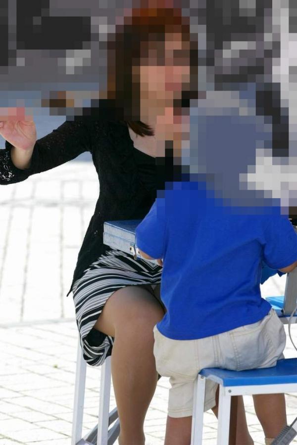 子連れママのチラパン画像-16