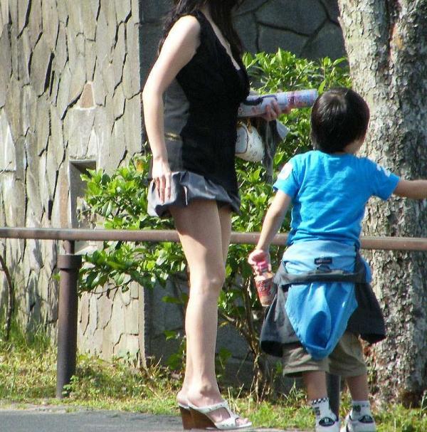 子連れママのチラパン画像-84