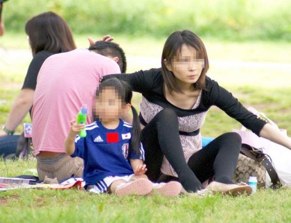 子連れママのチラパン画像-90