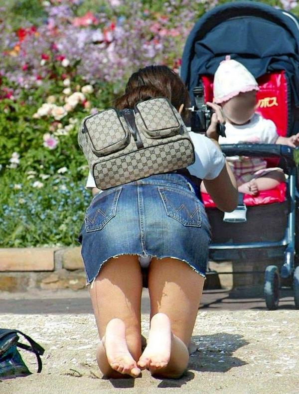 子連れママのチラパン画像-93