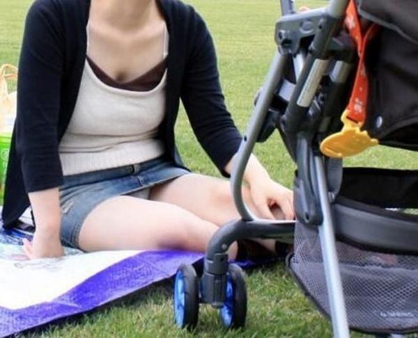 子連れママのチラパン画像-96