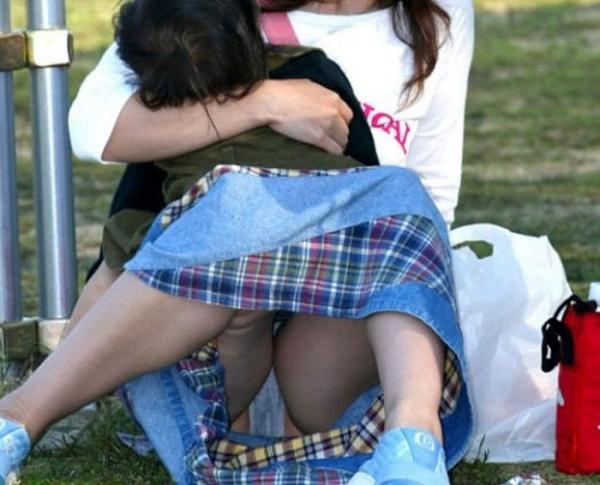 子連れママのチラパン画像-97