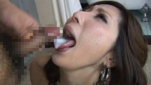 淑女への口内射精画像-39