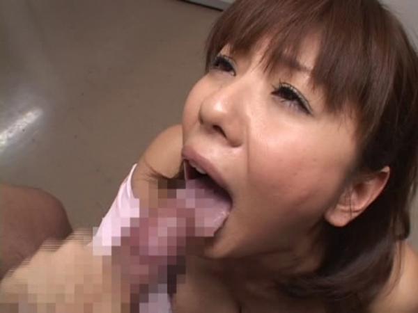 淑女への口内射精画像-43