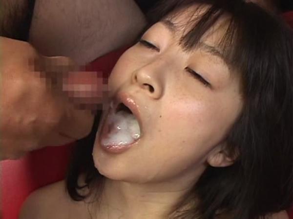 淑女への口内射精画像-51