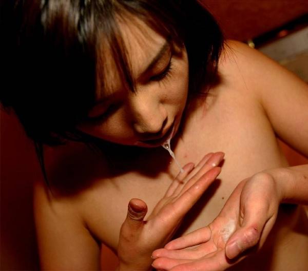 淑女への口内射精画像-60