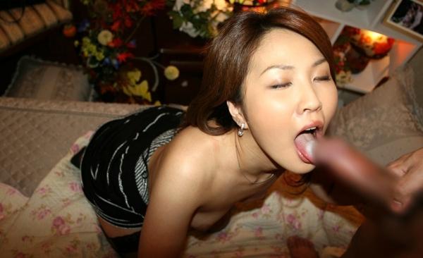 淑女への口内射精画像-69