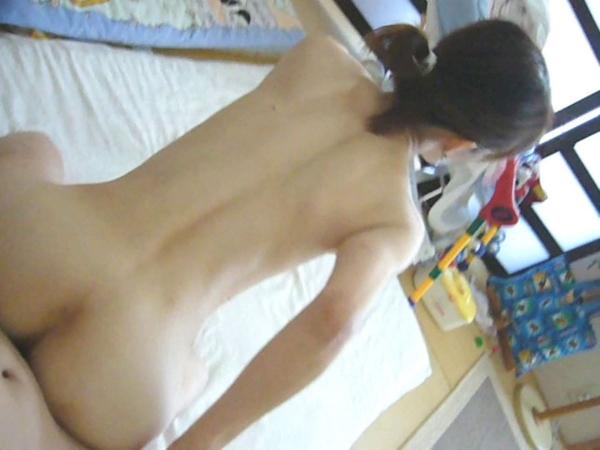 寝取られた彼女のハメ撮り画像-46
