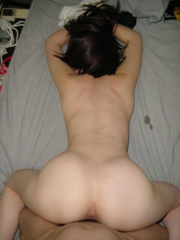 寝取られた彼女のハメ撮り画像-65