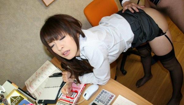オフィスレディのセックス画像-9