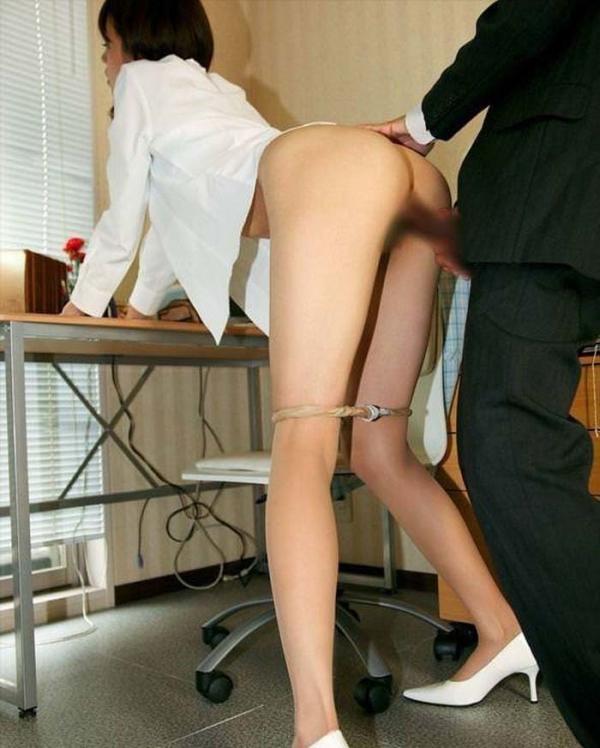 オフィスレディのセックス画像-12