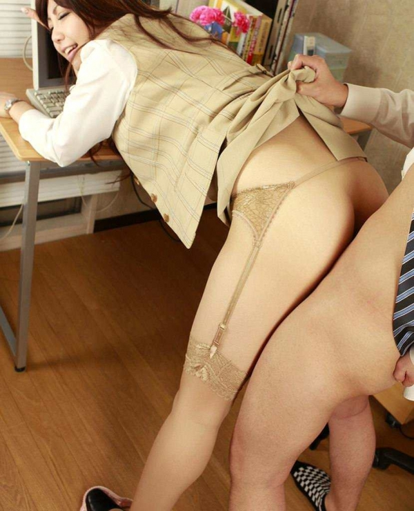 オフィスレディのセックス画像-18