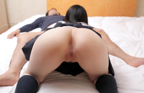 お姉さんの肛門画像-2