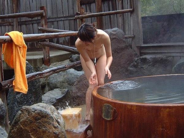 女風呂の盗撮画像-2