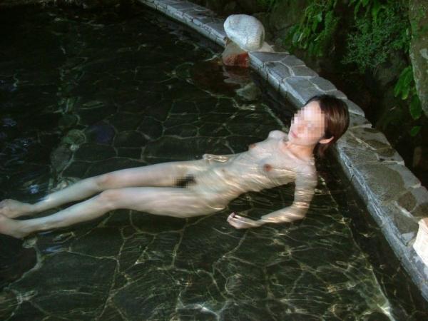 女風呂の盗撮画像-50