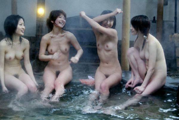女風呂の盗撮画像-76
