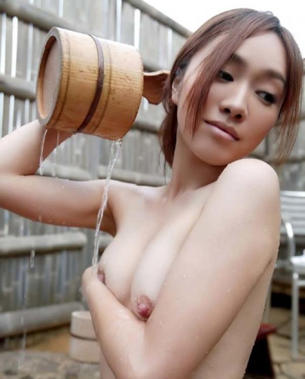 女風呂の盗撮画像-95