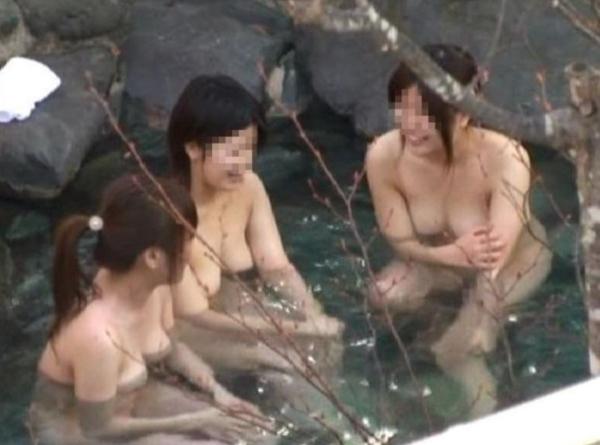 女風呂の盗撮画像-108