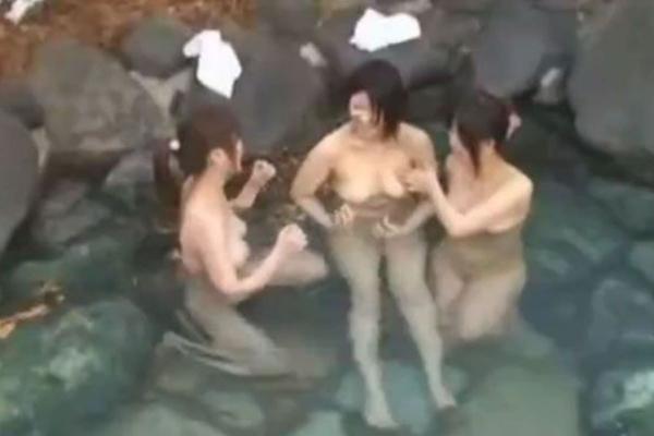 女風呂の盗撮画像-110