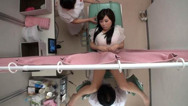 産婦人科の盗撮エロ画像-50