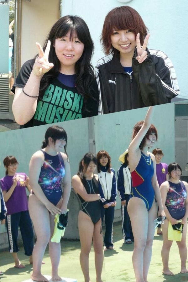 スク水・競泳水着のエロ画像-9