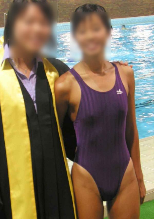 スク水・競泳水着のエロ画像-25