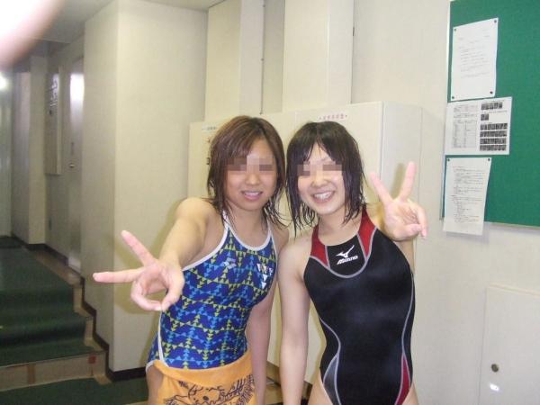スク水・競泳水着のエロ画像-36