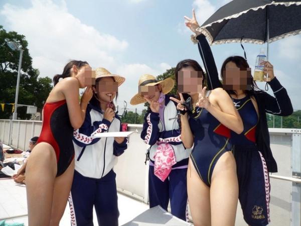 スク水・競泳水着のエロ画像-61