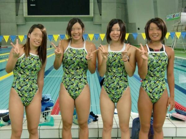 スク水・競泳水着のエロ画像-65