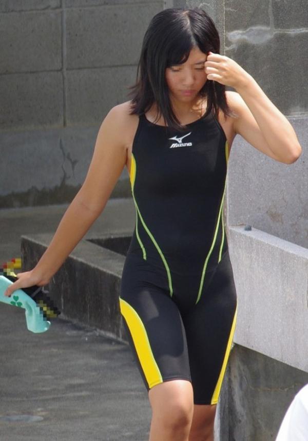 スク水・競泳水着のエロ画像-93