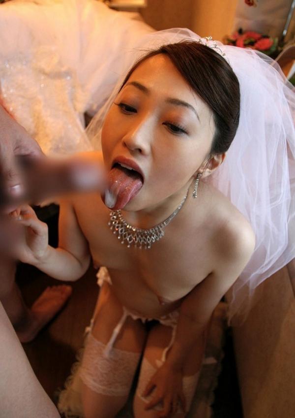 舌上射精のエロ画像-50