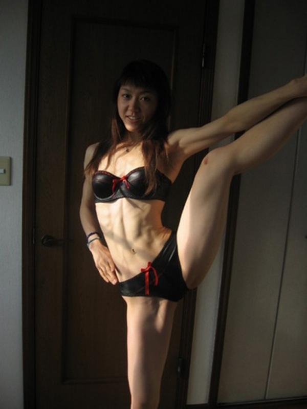 腹筋のセクシー画像-4