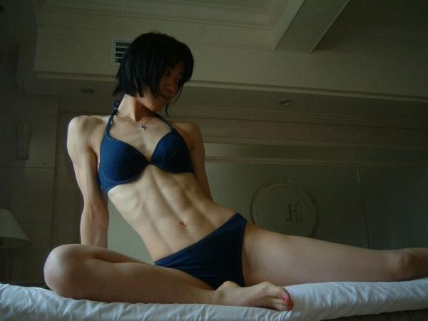 腹筋のセクシー画像-25
