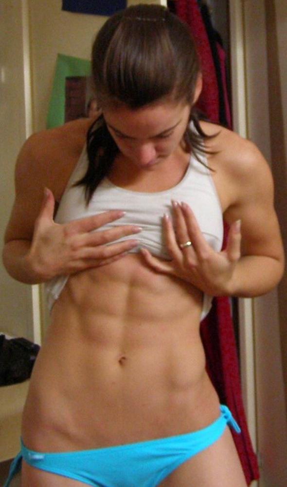 腹筋のセクシー画像-41
