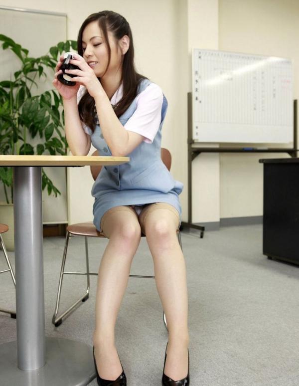 スカートのパンチラ画像-43