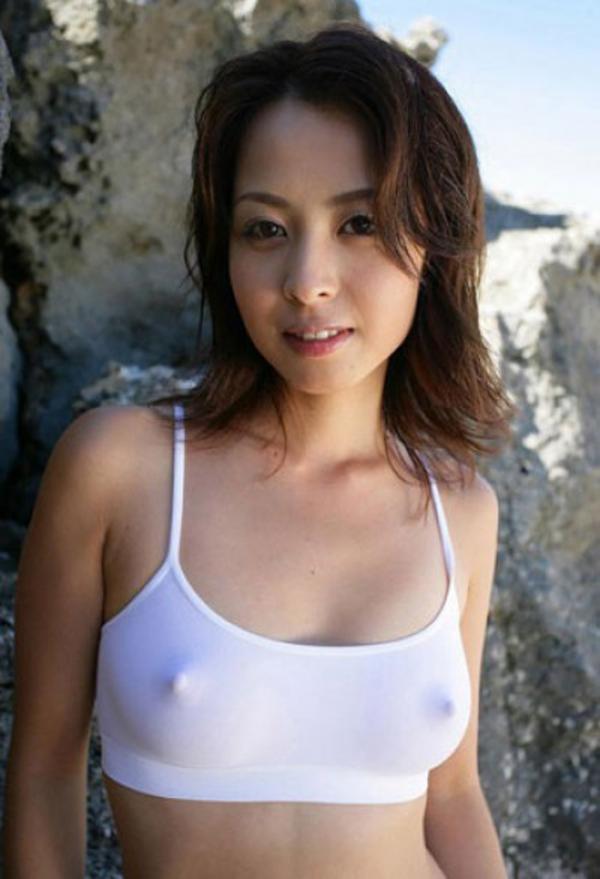 素人の透け乳画像-54