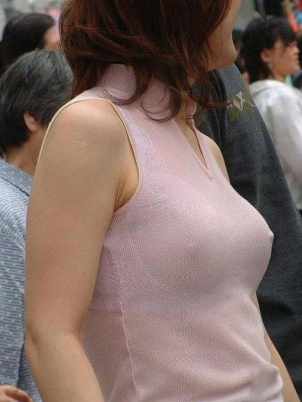 透け乳の画像-13