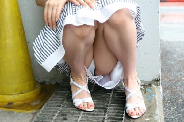 立膝座りのエロ画像-116