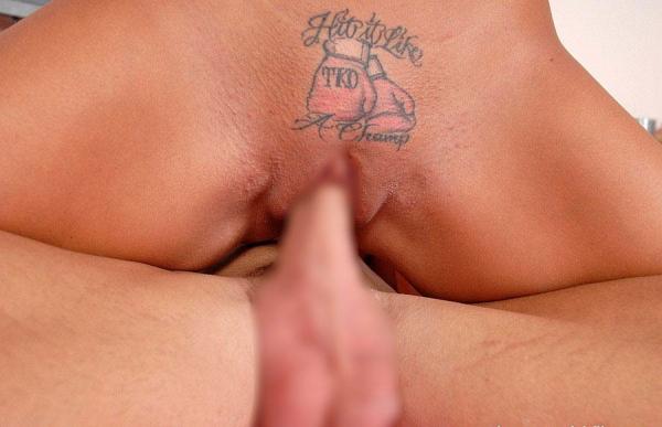 タトゥー入れた女のヌード画像-50